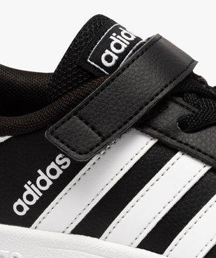 Baskets garçon à lacets et scratch – Adidas Breaknet vue6 - ADIDAS - Nikesneakers