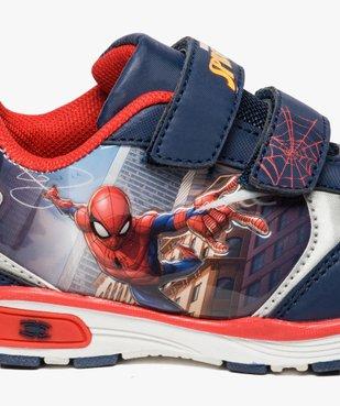 Baskets basses à semelle clignotante Spiderman - Marvel vue6 - SPIDERMAN - GEMO