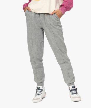 Pantalon de jogging femme en jersey molletonné - CAMPS vue1 - CAMPS UNITED - Nikesneakers