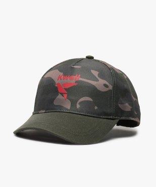 Casquette garçon motif camouflage - Kwell vue1 - KWELL - GEMO