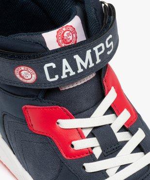 Baskets garçon mid-cut à bulle d'air – Camps United vue6 - CAMPS UNITED - GEMO