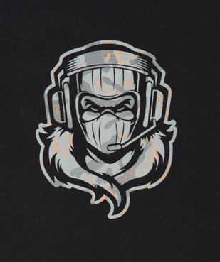 Tee-shirt garçon avec motif au dos - Fortnite vue2 - FORTNITE - GEMO