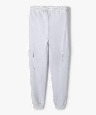 Pantalon de jogging fille esprit cargo vue3 - GEMO (JUNIOR) - GEMO