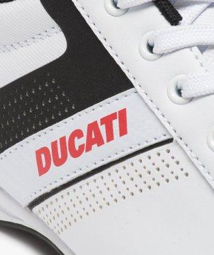Tennis homme à fine semelle - Ducati vue6 - DUCATI - GEMO