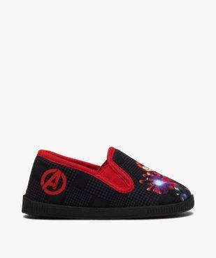 Chaussons garçon à col élastiqué - Avengers vue1 - AVENGERS - GEMO