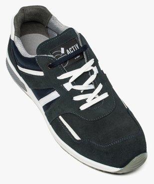 Chaussures professionnelles homme style baskets vue5 - GEMO (EQUIPT) - GEMO