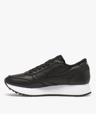 Chaussures de running femme avec épaisse semelle - Fila vue3 - FILA - GEMO
