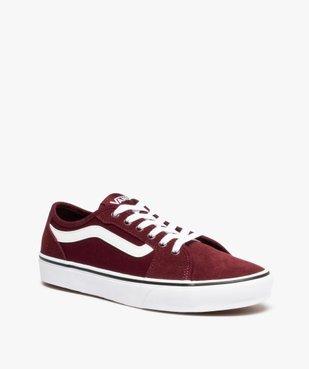 Tennis homme skateshoes dessus cuir – Vans Filmore vue2 - VANS - Nikesneakers