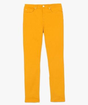 Pantalon femme coupe Regular - Longueur L26 vue4 - GEMO(FEMME PAP) - GEMO