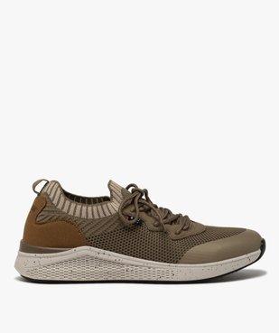 Baskets homme style chaussettes à lacets - Roadsign vue1 - ROADSIGN - GEMO
