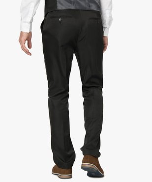 Pantalon de costume homme coupe ajustée vue3 - Nikesneakers (HOMME) - Nikesneakers