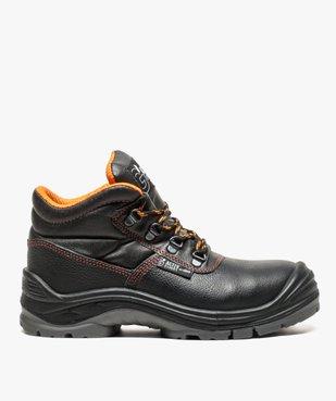 Chaussures de sécurité montantes S3 vue1 - GEMO (SECURITE) - GEMO