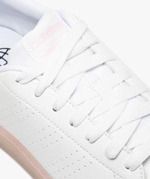 Baskets femme unies – Adidas Advantage Primegreen vue6 - ADIDAS - GEMO