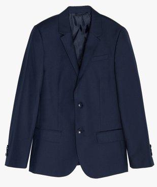 Veste de costume garçon unie vue1 - Nikesneakers (JUNIOR) - Nikesneakers