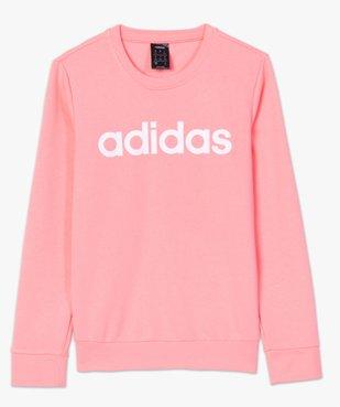 Sweat femme léger avec imprimé XXL - Adidas vue4 - ADIDAS - GEMO