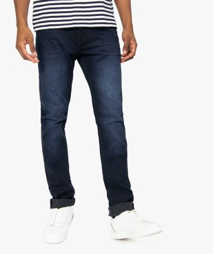 Jean homme slim taille haute vue1 - Nikesneakers (HOMME) - Nikesneakers