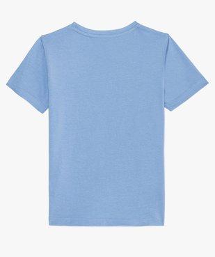 Tee-shirt garçon manches courtes imprimé - La Pat'Patrouille vue3 - PAT PATROUILLE - GEMO