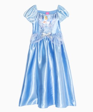 Déguisement fille Cendrillon - Disney vue2 - DISNEY - GEMO