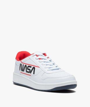 Baskets homme multicolores à lacets - Nasa vue2 - NASA - GEMO