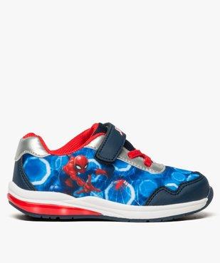 Baskets garçon à semelle lumineuse Spiderman vue1 - SPIDERMAN - GEMO
