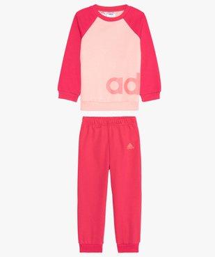 Survêtement fille 2 pièces : sweat et pantalon de jogging - Adidas vue1 - ADIDAS - Nikesneakers
