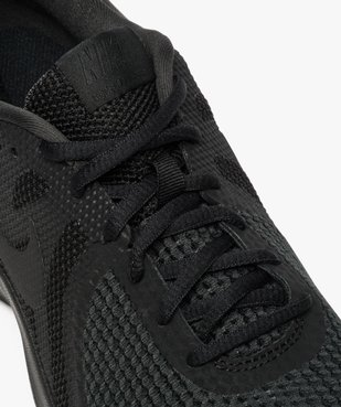 Basket homme unie en mesh Revolution 4 - Nike vue6 - NIKE - GEMO