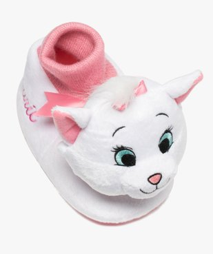Chaussons fille peluche Marie – Les Aristochats vue5 - ARISTOCHATS - GEMO