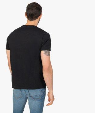 Tee-shirt homme à manches courtes imprimé - Rick et Morty vue3 - RICK ET MORTY - GEMO