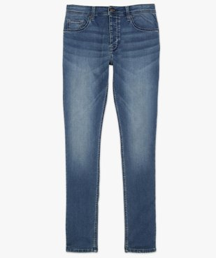 Jean homme coupe slim extensible vue4 - GEMO (HOMME) - GEMO