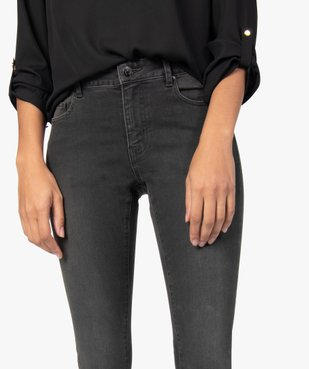 Jean femme coupe skinny taille normale vue5 - GEMO(FEMME PAP) - GEMO