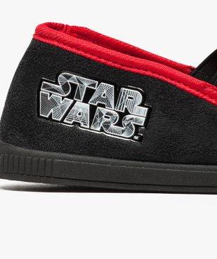 Chaussons garçon en velours - Star Wars vue6 - STAR WARS - GEMO