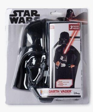 Déguisement enfant Darth Vader - Star Wars (3 pièces) vue2 - DISNEY - GEMO