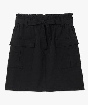 Jupe femme avec poches à rabat vue4 - GEMO(FEMME PAP) - GEMO