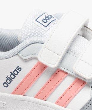 Tennis fille à double scratch – Adidas Breaknet vue6 - ADIDAS - Nikesneakers