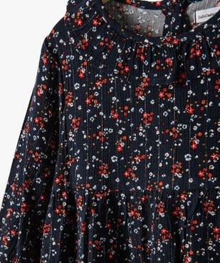 Robe bébé fille à motifs fleuris – Lulu Castagnette vue2 - LULUCASTAGNETTE - GEMO