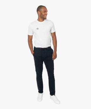 Tee-shirt homme à manches courtes - Umbro vue5 - UMBRO - GEMO