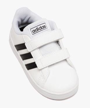 Baskets bébé garçon bicolores – Adidas Grand Court vue5 - ADIDAS - GEMO