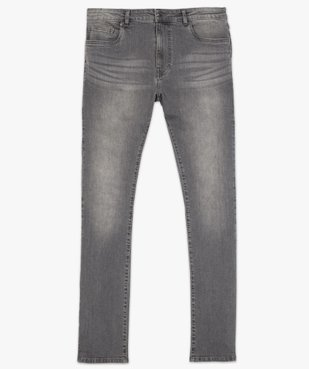 Jean homme slim taille haute vue4 - Nikesneakers (HOMME) - Nikesneakers