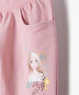 Pantalon de jogging fille – La Reine des Neiges vue2 - REINE DES NEIGE - GEMO