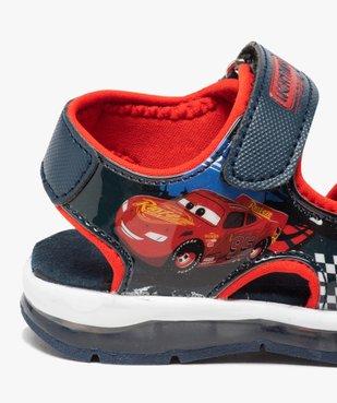 Sandales garçon à semelle lumineuse - Cars vue6 - CARS - Nikesneakers