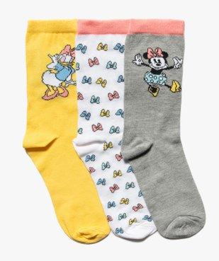 Chaussettes fille à motif Minnie - Disney vue1 - DISNEY DTR - Nikesneakers