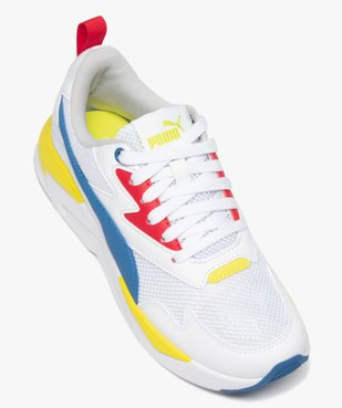 Baskets garçon jogger multicolores - Puma vue5 - PUMA - GEMO