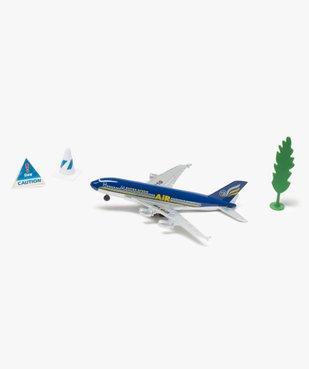 Avion Air Craft - Airfield vue2 - KIM PLAY - GEMO