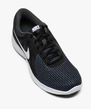 Baskets basses running Nike Revolution 4 vue5 - NIKE - GEMO