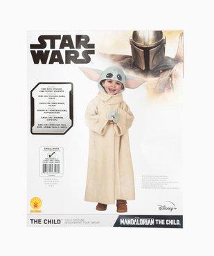 Déguisement enfant Baby Yoda The Mandalorian (2 pièces) - Star Wars vue4 - DISNEY - GEMO