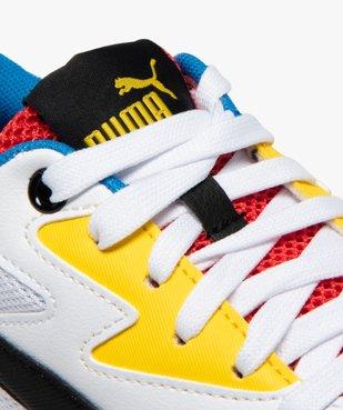 Baskets garçon rétro running à lacets – Puma X-Ray Lite vue6 - PUMA - Nikesneakers