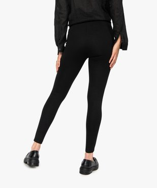 Leggings femme avec boutons fantaisie à la taille vue3 - Nikesneakers(FEMME PAP) - Nikesneakers