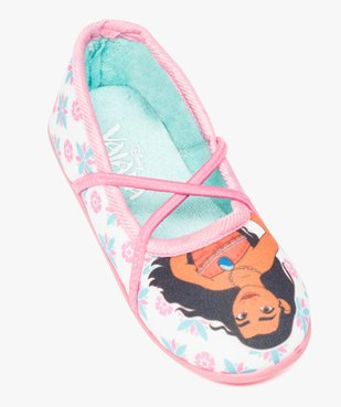 Chaussons à enfiler - Vaïana Disney vue5 - VAIANA - GEMO