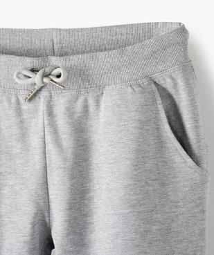 Pantalon de jogging fille avec intérieur molletonné vue2 - Nikesneakers (JUNIOR) - Nikesneakers