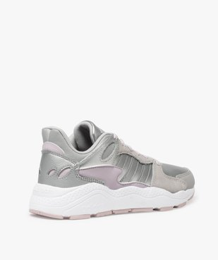 Baskets femme à semelle épaisse – Adidas vue4 - ADIDAS - Nikesneakers